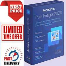 Acronis True Image 2021 | Latest Version | Bootable ISO Image | Fast Delivery