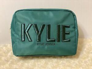 Kylie Cosmetics Kylie Emerald  2017 Holiday Makeup Bag
