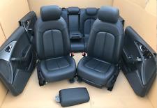 Audi A6 S6 4G C7  Lederausstattung Leder Sitze leather seats neuwertig Sitzheizu
