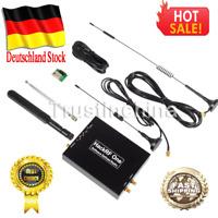 HackRF 1 One RTL SDR Software Defined Radio Board 1MHz-6GHz w/ Aluminum Alloy DE