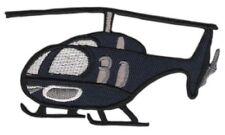 An42 Hélicoptère Heli Patch Application Image à Repasser Application 9,4 X 5 CM