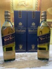 1x Whisky Johnnie Walker Blue Label 20% 40% Con Box