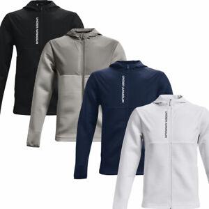 Under Armour Mens UA Storm Daytona Full Zip Golf Hoodie, Casual Wear / NEW 2021