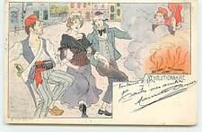 Lessieux - Révolutionnaire