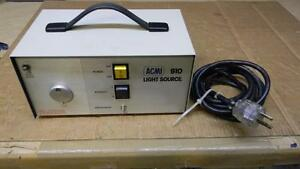 ACMI 115 VOLT LIGHT SOURCE #910