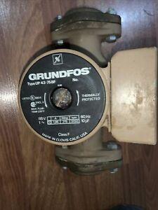 Grundfos UP43-75bf