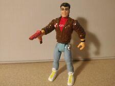 James Bond Jr Action Figure Street Clothes 1991 Hasbro