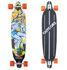 Longboard OUTCORE SE01 ABEC11 Komplettboard 41 Zoll Skateboard Cruiserboard