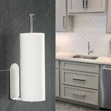 Vertical Diversified Paper Towel Holder Wall Mount Paper Holder Storage Rack Us