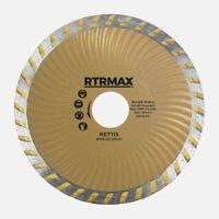"115mm Diamond Cutting Discs 4.5"" Angle Grinder Blade, Tile Stone & Concrete"