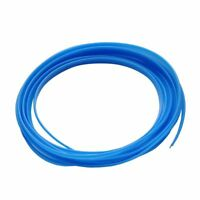 5M Flexible Trim Car Interior Exterior Decor Moulding Strip Decorative Line Blue