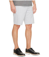 Nike Men's Golf Dri Fit Flat Front Standard Fit Shorts Save 40%!!  Size 42 Gray