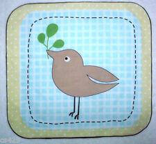 "9"" Disney pooh bird tree nursery wall safe fabric decal cut out"