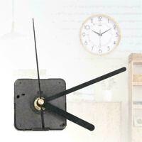 Silent DIY Clock Quartz Movement Mechanism Hands Replacement Part Red Black 1Set