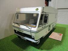 OPEL HYMERMOBIL 589 BS 1/18 SCHUCO 450007900 voiture miniature camping car coll.