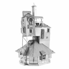 Metal Earth Harry Potter The Burrow Wesley Family Home 3d Laser Cut Model Kit