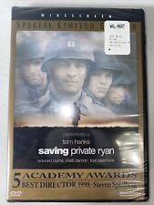 Saving Private Ryan (Dvd, 1998) Brand New Sealed
