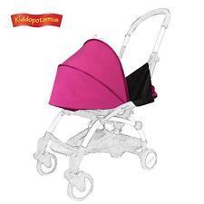 Kiddopotamus lightweight Newborn 0+ Nest Carrycot Only / Pink