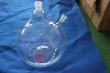 20000ml(20L) 2-neck flat bottom flask, both joint size 24/40,heavy wall