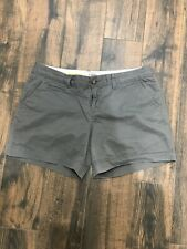 "OLD NAVY Black 5/"" shorts Size 16 NWT"
