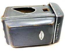 Yashica TLR 44  Leather Camera Case vintage baby 60mm lens