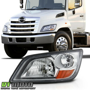 2006-2014 Hino 268 338 258LP 06-10 145 165 185 Headlight Headlamp LH Driver Side