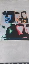 U2 Pop Guitar songbook/sheet music. Guitar and vocal