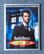 Dr Doctor Who 2005-2010 RADIO TIMES SPECIAL COLLECTORS' EDITION 164 pp Very Rare