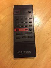 EMERSON 70-2093 VCR953 953 TV VCR Remote Control CONTROLLER WIRELESS