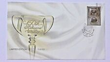 2010 Melbourne Cup 150th Anniversary Silver Stamp Cover PNC Numbered 1971/5000