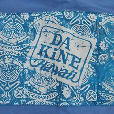 Vintage Canvas Blue Dakine Hawaii 9' Foot Surf Board Bag Sack Wind