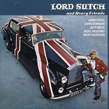 Lord Sutch & Heavy Friends – Lord Sutch & Heavy Friends CD NEW
