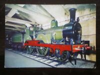 POSTCARD NORTH EASTERN RAILWAY LOCO NO 1463 AT THE NRM YORK