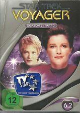 Star Trek Voyager Season 6.2 NEU OVP Sealed Deutsche Ausgabe 4 DVD`s