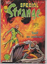SPECIAL   STRANGE   19    LUG  MARVEL