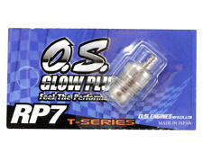 O.S. RP7 Turbo Glow Plug Cold On-Road .12 .15 and .21 OS turbo head 71642070