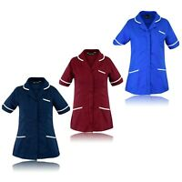 Nurses Healthcare Tunic Dentist Therapist Hospitality Maid Nurses Carers Uniform
