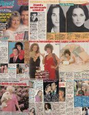 Prive Pia Zadora,Joan Collins,Linda Gray ,Barbara Cartland,Connie Sellecca