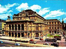 Wien , Staatsoper, Ansichtskarte , 1980 gelaufen