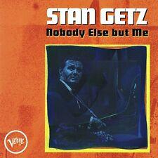 Stan Getz - Nobody Else But Me - CD