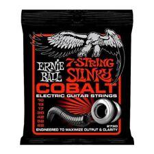 Ernie Ball 2730 7 String Slinky Cobalt Guitar Strings - Free Ship U.S.