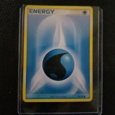 2007 Pokemon/Nitendo Blue Energy Card