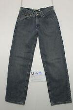 Lee entspannt Straight (cod. U49) Tg43 W29 L30 jeans gebraucht denim vintage