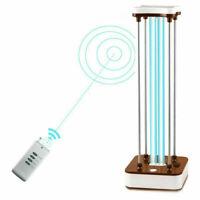 House UV Sterilization Light Sterilizer Lamp Kill Germs Bacteria Remove Odor