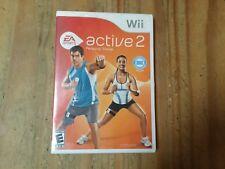 EA Sports Active 2 Nintendo Wii