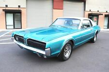 1967 Mercury Cougar Xr7 4-Speed 289 V8 Coupe Xr-7 | 100+ Hd Pictures