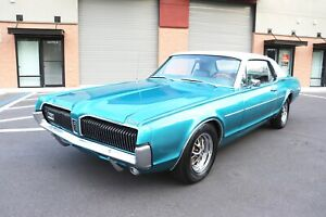 1967 Mercury Cougar XR7 4-Speed 289 V8 Coupe XR-7   100+ HD Pictures