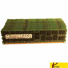 PC3L-10600 12 x 16GB HP Proliant BL460C BL420C BL660c DL160 DL360E G8 Memory Ram