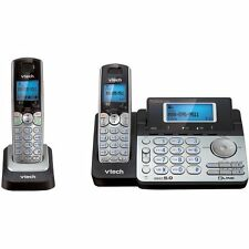 Vtech Dect 6.0 2 Line Cordless Phone with Answering and A W