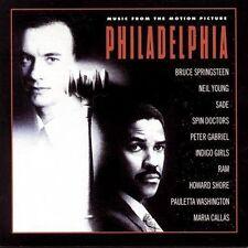 PHILADELPHIA # CD # OST # 1993 # BRUCE SPRINGSTEEN # SOUNDTRACK MOTION PICTURE #